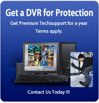 Buy a DVR for Protection